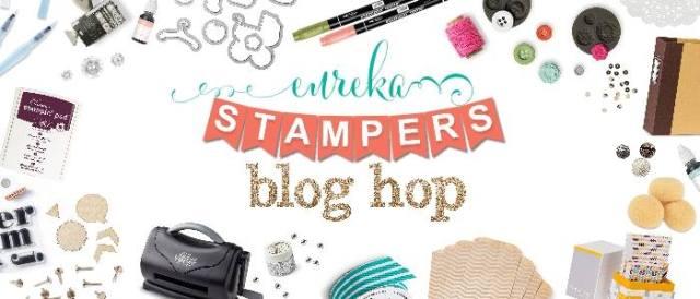 Eureka Stampers Blog Hop image